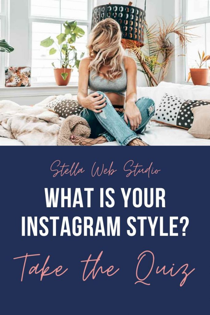 What's your Instagram Style - Take the Free quiz