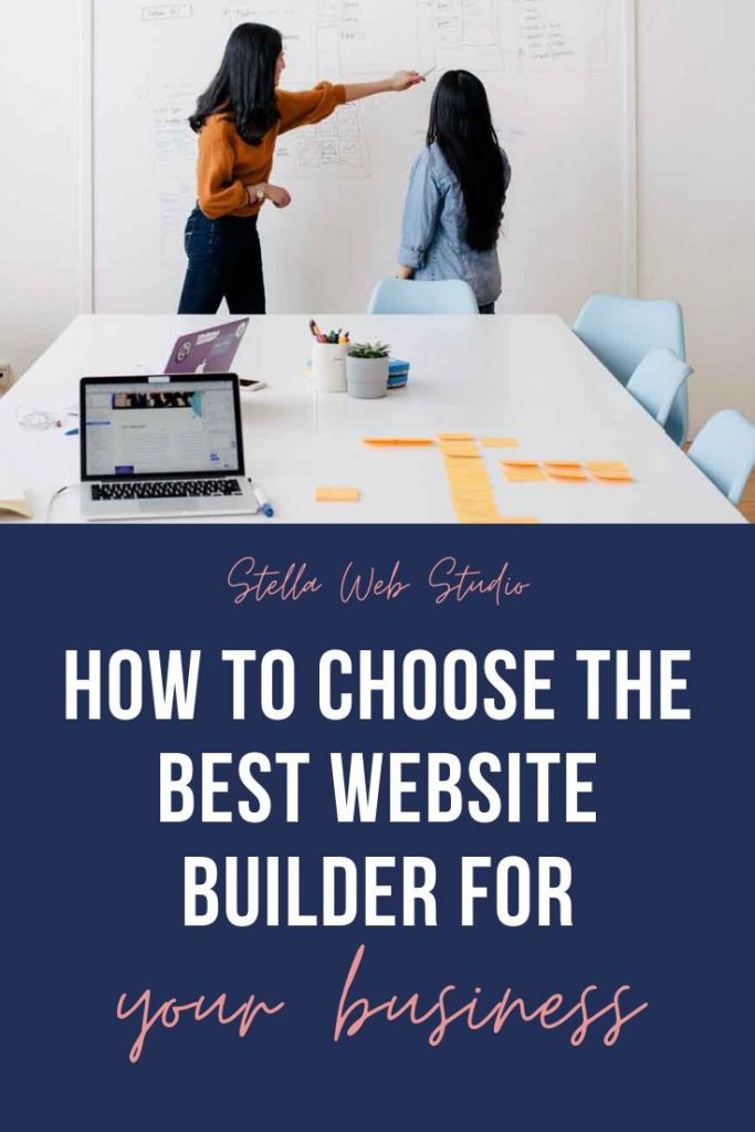 How to choose the best platform to build your website - 5 factors to consider